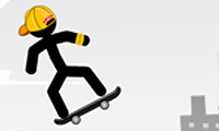 Play Stickman Skate Game