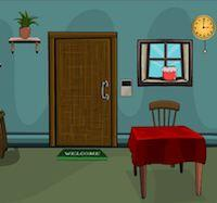 Nsr Room Escape 3: The Lost Key game