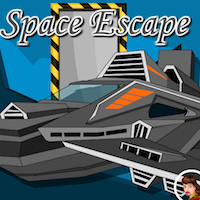 Eg3 Space Escape game