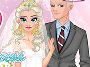 Ice Princess Wedding game