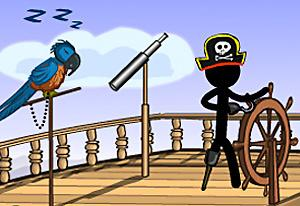 play Causality Pirate Ship