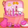 Flower Girl Makeup game
