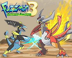 Play Fuzzmon 3 Ancient Awaken Game