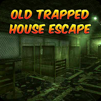 play Old Trapped House Escape