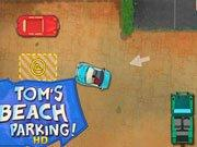 Toms Beach Parking Hd game