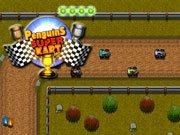 Penguins Super Kart Hd game