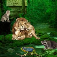 play Wild-Animals-Forest-Escape
