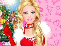 play Barbie Christmas