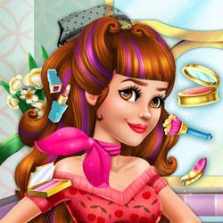 play Victoria Retro Real Makeover
