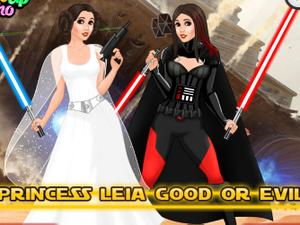 play Princess Leia Good Or Bad