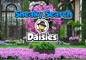 Sneaky Search Daisies game