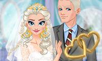 play Ice Princess Wedding