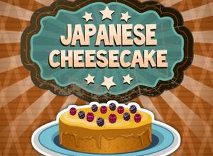 play Japanese Cheesecake