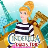 play Cinderella Paris Trip