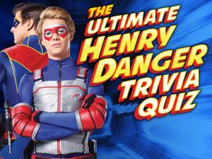 Henry Danger: The Ultimate Henry Danger Trivia Quiz game