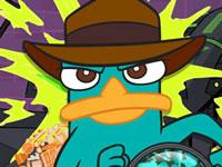 play Phineas And Ferb Find Perry