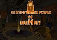 play Shutdown The Power Of Mummy Escape