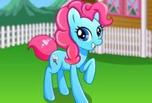 play My Rainbow Pony Daycare