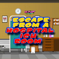 play Escape From A Hospital Icu Room