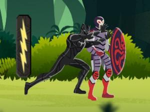 play Black Panther: Jungle Pursuit