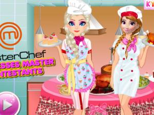 play Princesses Masterchef Contestants