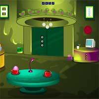 play Easter Green Room Escape
