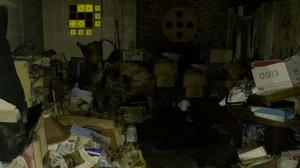 play Disgusting Garbage House Escape – Paranormal Nightmare