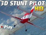 play 3D Stunt Pilot Hd