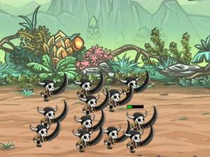 play Monster Hordes