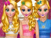 play Princesses First Date Prep