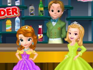 James Real Bartender game