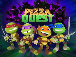 Teenage Mutant Ninja Turtles: Pizza Quest Action game