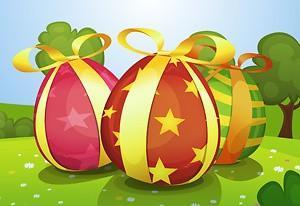 play Easter Sokoban