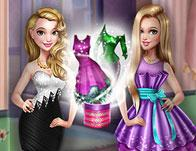Dolly Bachelorette Dress Up game