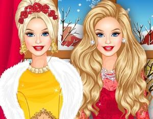 play Glittery Fashion Diva Dress Up