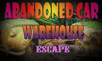 play 8B Abondoned Car Warehouse Escape