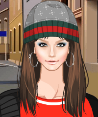 play Sporty Spring Dress Up Game