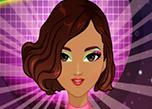 play Electric Eyes Makeup