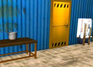 play Blue Warehouse Escape Episode 1
