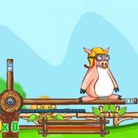 play Teach Pig Flying