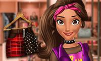 Punk Princess Garderobe game