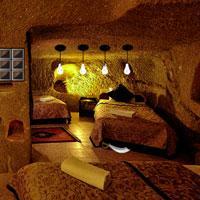 play Dream Cave House Escape