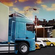 play Real Truck Parking 3D