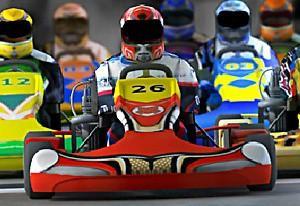 play Go Kart Hd