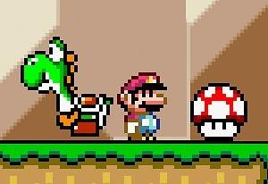 play Super Mario Bros: New Easter World
