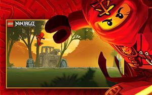 Ninjago Ninjaday game