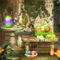 365Escape-Magic-Easter-Garden game