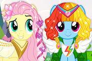 play My Little Pony Hair Salon Girl