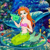 Escape Game Save The Mermaid game