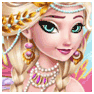Give Princess Elsa A New Fashion Twist! game